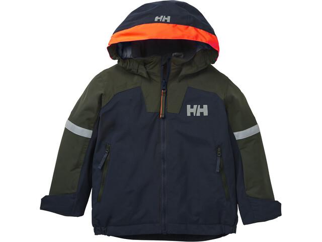 Helly Hansen Legend Insulated Jacket Kids, navy